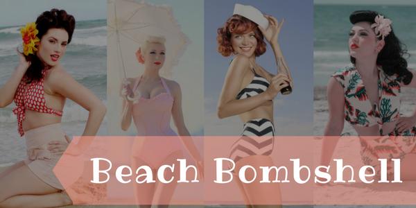 Beach Bombshell